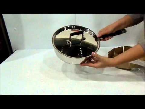 Сковорода с керамическим покрытием Krauff, диам. 24 см 26-158-099