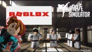 Roblox I'm the BEST karatesimulator