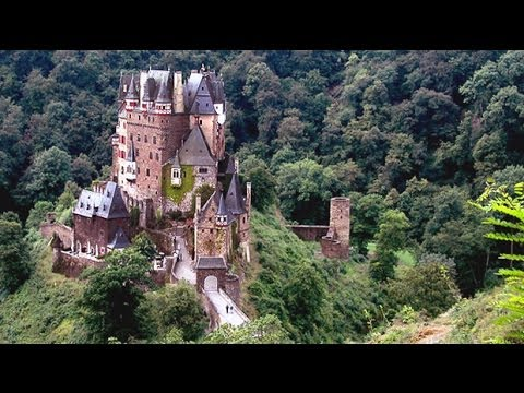 Germany's Romantic Rhine and Rothenburg