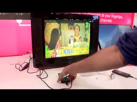 JioPhone TV Adaptor Cable   Demo & First Look Bangla