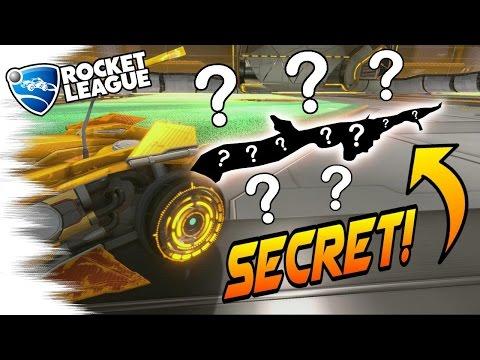 *NEW* SECRET TRAIL/BOOST! - Rocket League Trade-Up Secrets/Items (Starbase ARC/Vulcan)