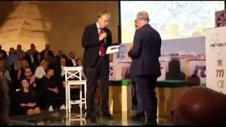 Matera 2019 Capitale Europea della Cultura - Medaglia commemorativa di Ignazio Colagrossi