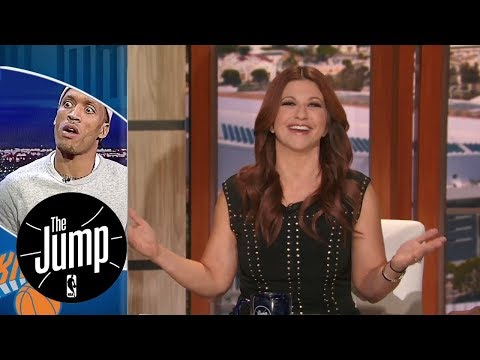 It's time to celebrate what Michael Beasley is to the NBA | The Jump | ESPN