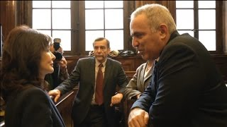 Court Refuses Former Chess Champion: Kasparov was refused to testify in case of Kazakh oligarch