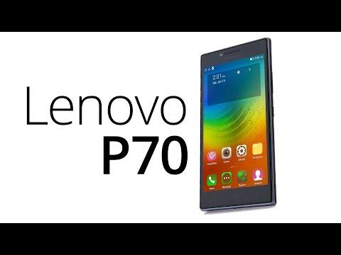 Lenovo P70 (recenze)