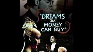 Dreams That Money Can Buy - Hans Richter 1947 [original] Dada Surrealism Dali Download Link Included