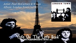 Paul McCartney & Wings - Cafe On The Left Bank (1978) (Remaster) [1080p HD]