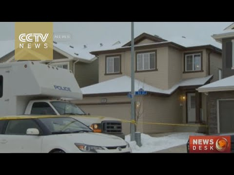 Canadian police investigate multiple suspicious deaths in Edmonton