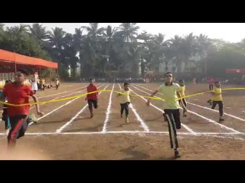 New Horizon Scholars School Annual Sport  Running Race 2017-18