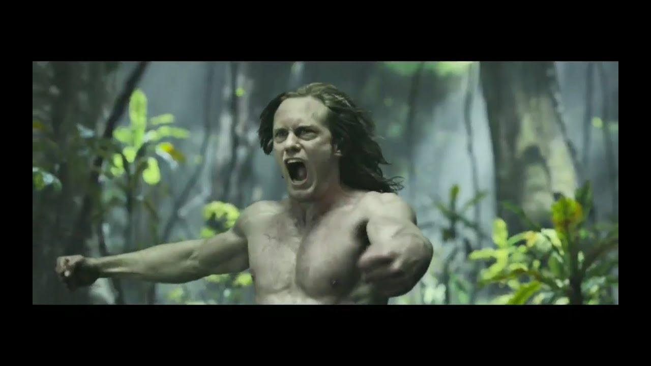 The Legend Of Tarzan - Official® IMAX Trailer [HD]