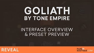 Tone Empire Goliath Tutorial | Coloring Synths with Saturation