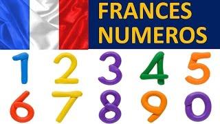 NUMEROS EN FRANCES