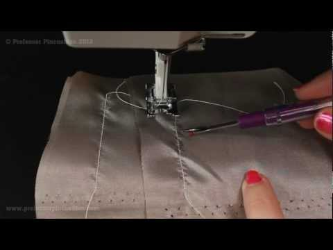 How To Sew With Silk And Silklike Fabrics