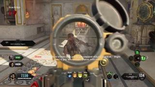 COD BO4 DLC 1 PREP Zombies Marathon HIGH rounds