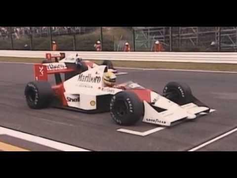 Senna vs Prost, Suzuka 1989.