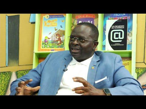 TELE ECOLE: émission Lire et Ecrire Anita Kane reçoit M. Ousmane Thiongane