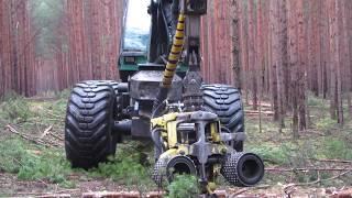 ATAT: Harvester Timberjack 770 - Amator vs. Expert - Czy bedzie zrywkarz zadowolony???