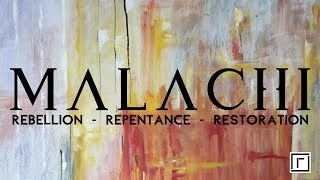 Malachi 2:17-3:5