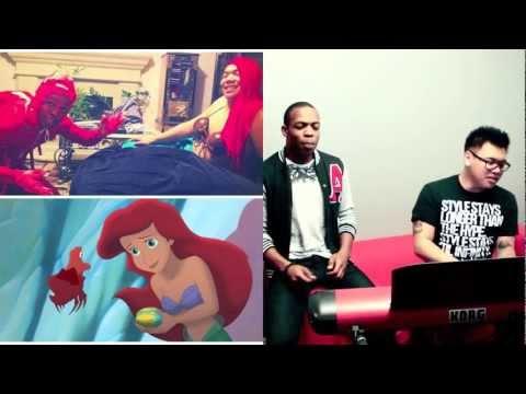 Disney Medley II - AJ Rafael & Todrick Hall | AJ Rafael