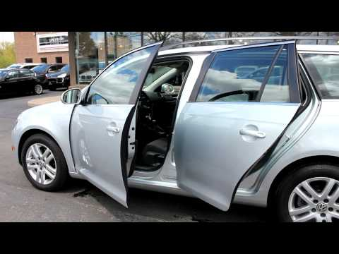 2011 Volkswagen Golf Wagon TDI in review - Village Luxury Cars Toronto