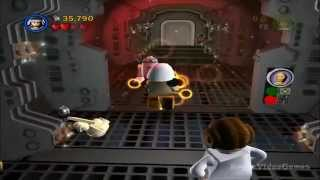 LEGO Star Wars 2: The Original Trilogy Gameplay (PC HD)