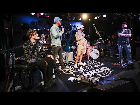 Portugal The Man Interview - HD Radio Sound Space at KROQ