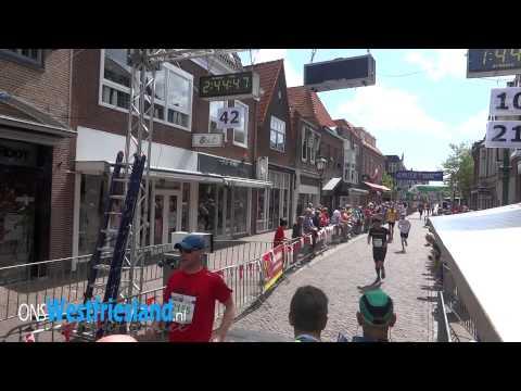 Video op Finish Marathon Hoorn (deel 1)
