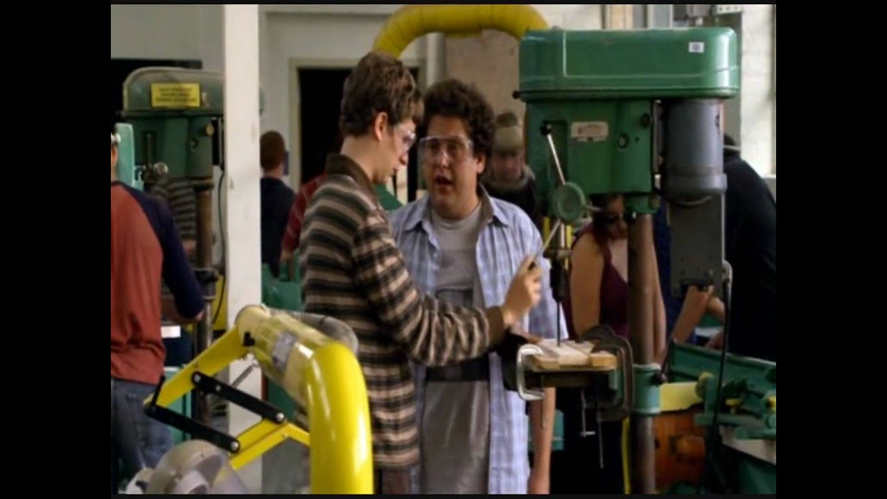BEST MOMENT IN SUPERBAD!!