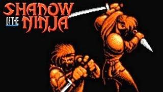 Blue Shadow (Shadow Of The Ninja) - NES Longplay - NO DEATH (Full Gameplay)