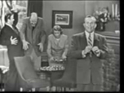 The George Burns and Gracie Allen Show - Gracie Gives A Wedding - Season 1 | Episode 26 - part 2