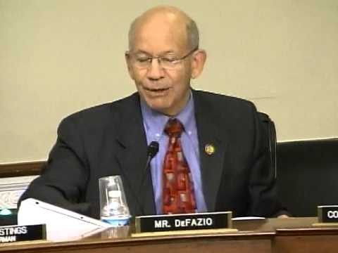 RM DeFazio on skilled workers trade workers & American energy production