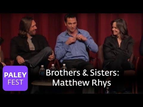 Brothers & Sisters - Jon Robin Baitz & Matthew Rhys