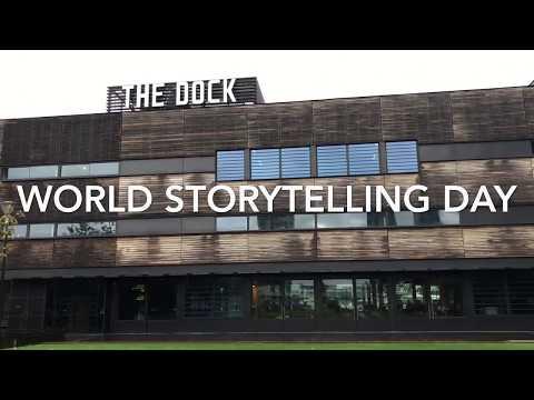 World Storytelling Day @ The Dock 2018