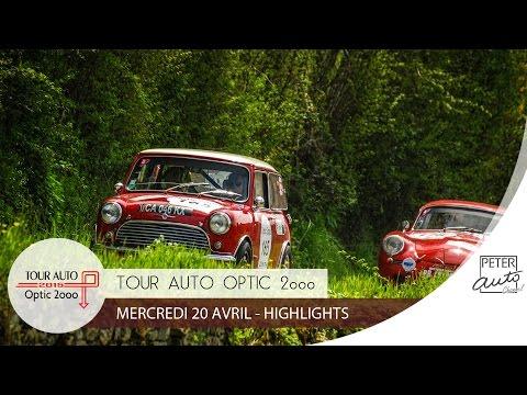 Tour Auto Optic 2000 - Leg 2 - Highlights