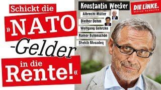 Konstantin Wecker in Hannover: