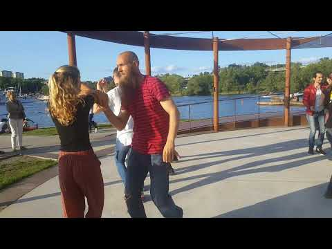 Sean's Bachata in the park - Stockholm