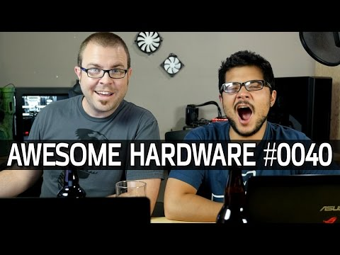 Awesome Hardware #0040-A: Amazon Prime Air, GTX 750 Upgrade, Honeymoon Pictures!