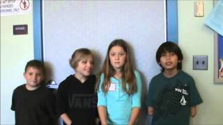 Cornerstone Children Recite Psalm 91