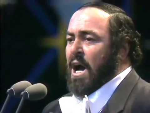 Image result for Luciano Pavarotti Mamma