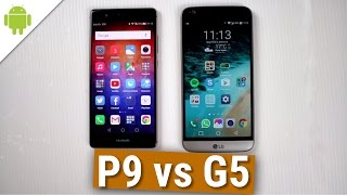 Huawei P9 vs LG G5: il confronto di HDBlog.it