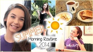 My Summer Morning Routine ♡ 2014 Thumbnail