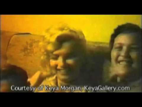 Denmark TV Filmmaker Keya Morgan about Marilyn Monroe