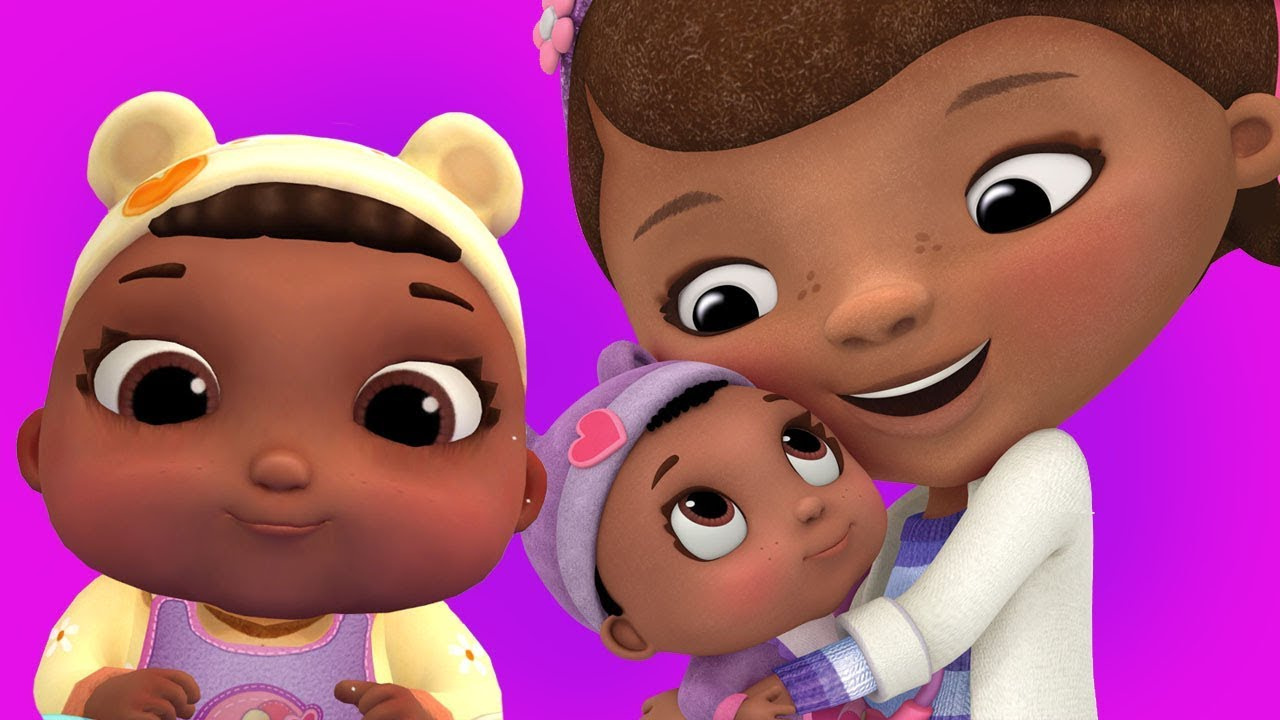 Doc Mcstuffins Play Amp Learn Baby Care All Babies Disney
