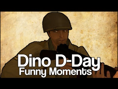 """Friendship"" (Dino-Day Funny Moments)"