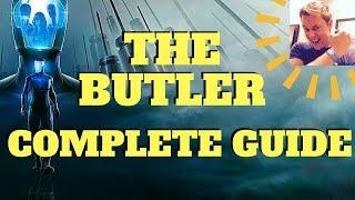 The Fall Part 2 - The Butler (Complete Walkthrough)