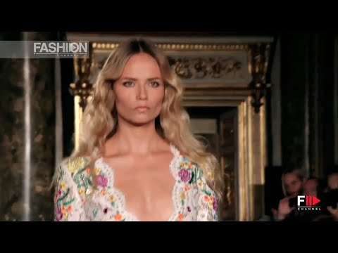 """EMILIO PUCCI"" Full Show Spring Summer 2015 feat Natasha Poly & Naomi Campbell Milan by FC"