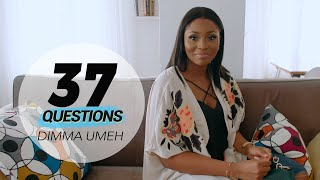 37 Questions with Beauty & Lifestyle Blogger Dimma Umeh