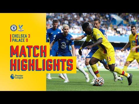 Match summary: Chelsea 3-0 Crystal Palace