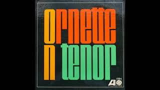 Ornette Coleman  - Ornette On Tenor ( Full Album )