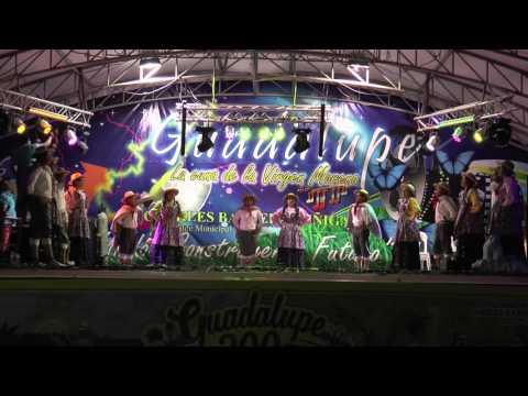 Colombia le Baila a Guadalupe